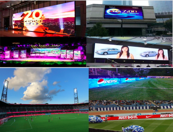high quality p10 led display led to meet different need in market、-11