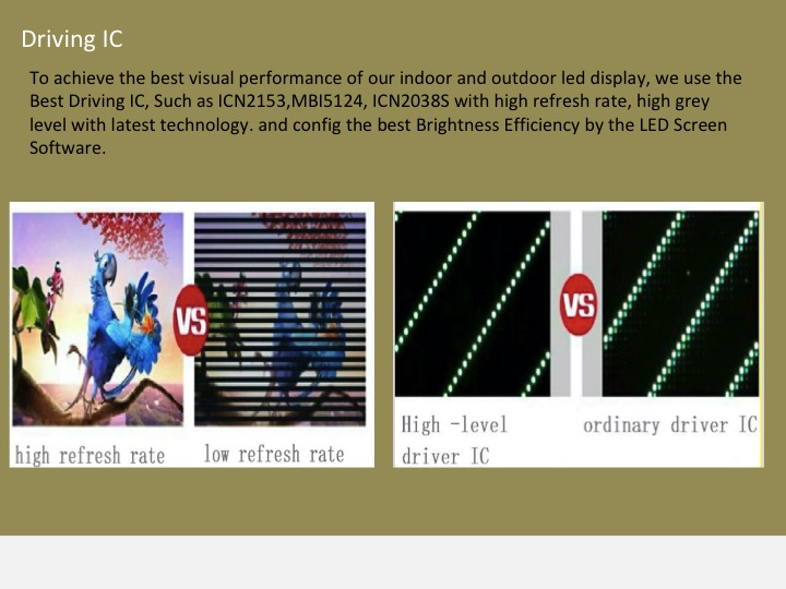 best hd led video wall with high precision for both outdoor and indoor-7