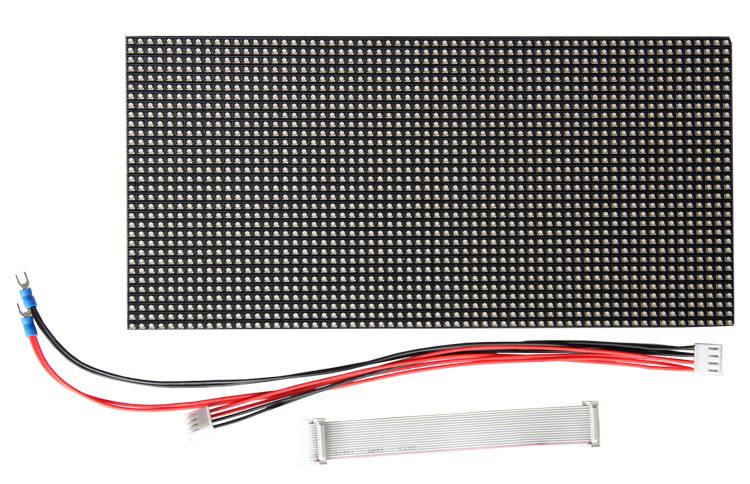 Full color P5 indoor led module size 320x160mm
