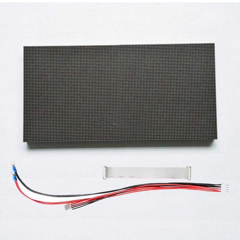 Size 256x128mm P2 indoor led module