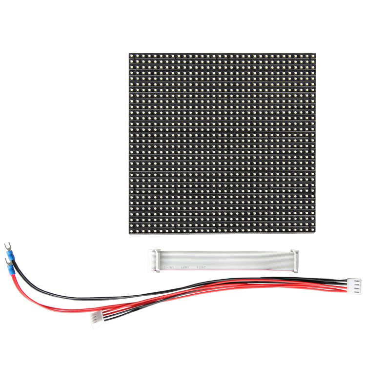 Customized P6 indoor  led screen panel module