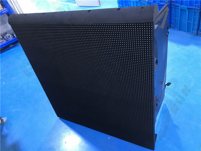 Outdoor Led Panels P10 Football Stadium Perimeter 960*960mm Advertising Screen Display Video TV Wall