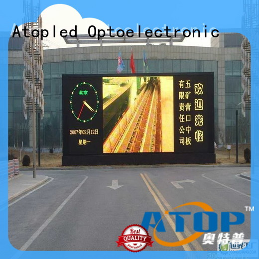 online led videowall fixed to meet different need for display