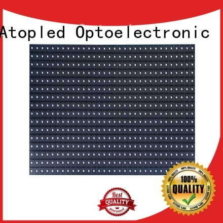 Atop online p6 led module with relaible quality for indoor rental led display