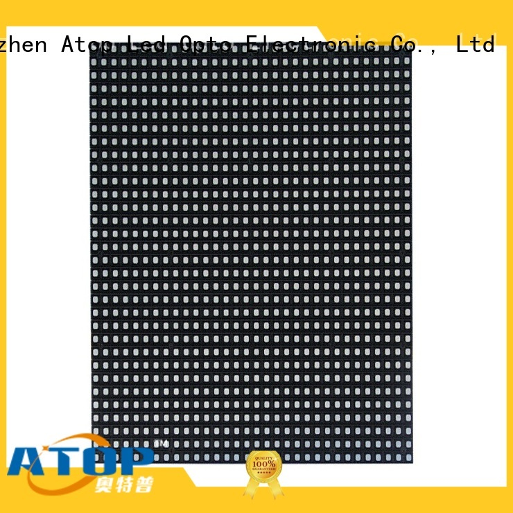 high quality rgbw led module led with relaible quality for indoor rental led display