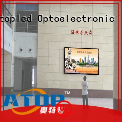 screen led installation with relaible quality for advertising