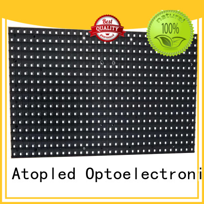 Atop online led modules for signs with relaible quality for advertising
