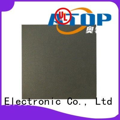 Atop screen led with best color uniformity in market