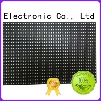 Atop online led display module to meet different need for advertising