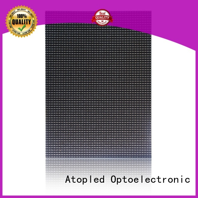 Atop customized led module easy operation in market