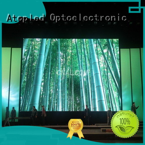 Atop cost-effective led video screen in strict accordance with relevant national standards for LED screen