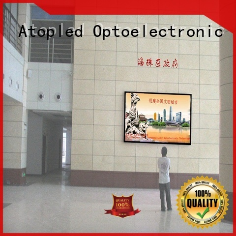 favorable large led display sale with best color uniformity in market