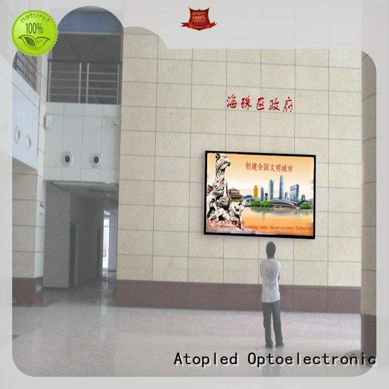 automatically led wall for sale mounted with relaible quality for indoor led display