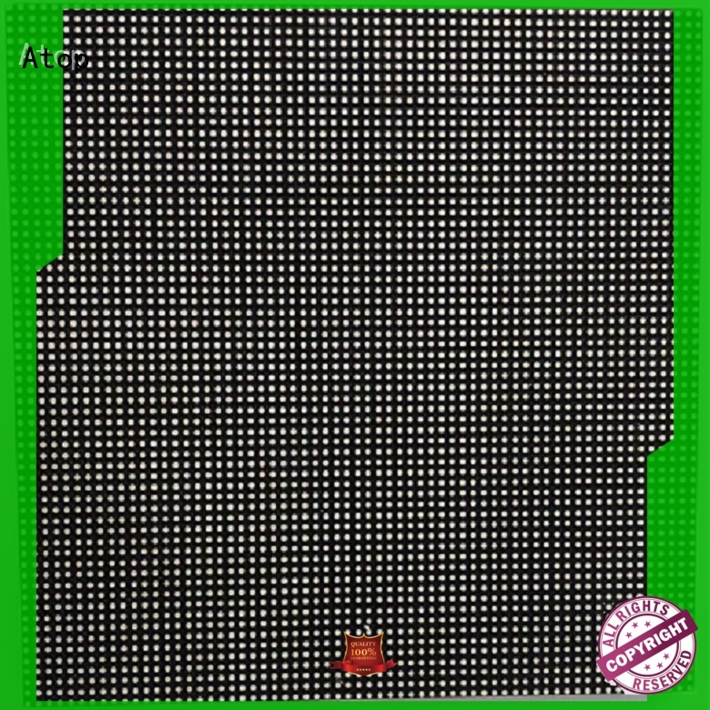 Atop online led modules wholesale with relaible quality for indoor rental led display
