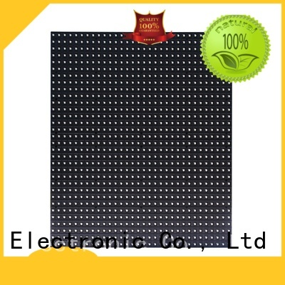 Atop display rgb led module easy operation for indoor rental led display