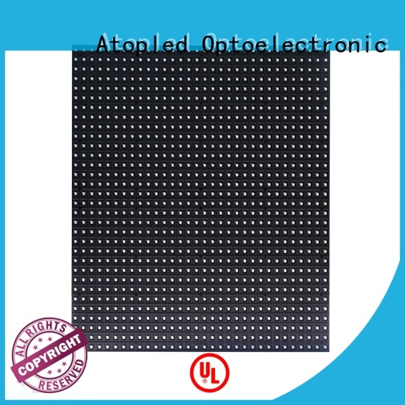 online indoor led module screen easy operation for indoor rental led display