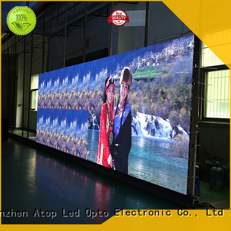 priced-low led video panel led easy assembling for your led display applications