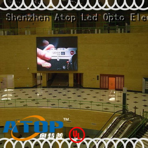 Atop priced-low led video panel with high-quality for LED screen