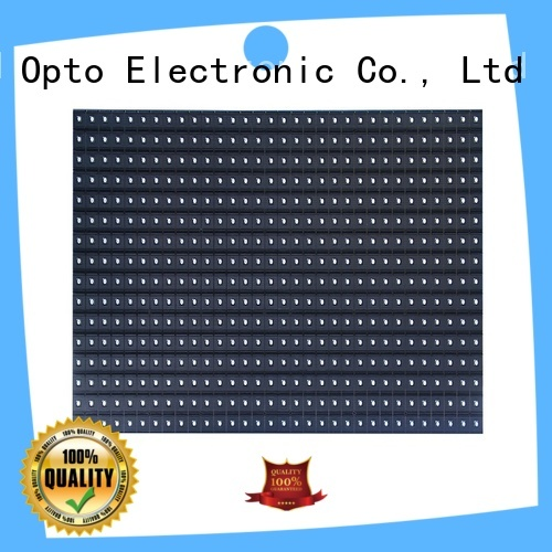 panel p6 led module easy operation for advertising Atop
