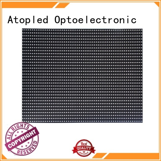 Atop indoor led module price for indoor rental led display