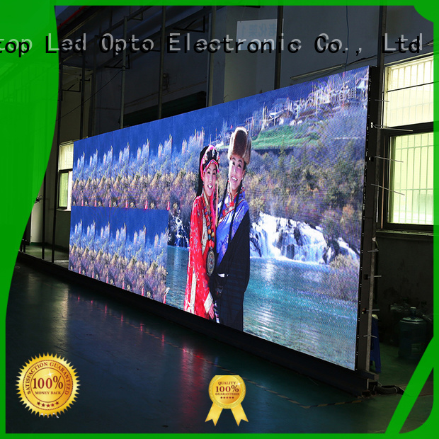 high-quality led video panel portable in strict accordance with relevant national standards for LED screen
