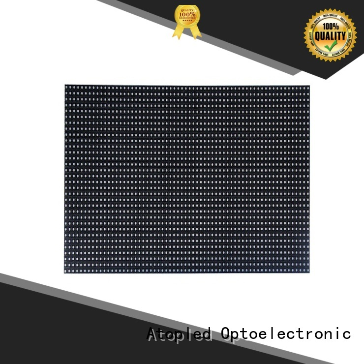 customized rgb led module with relaible quality for advertising