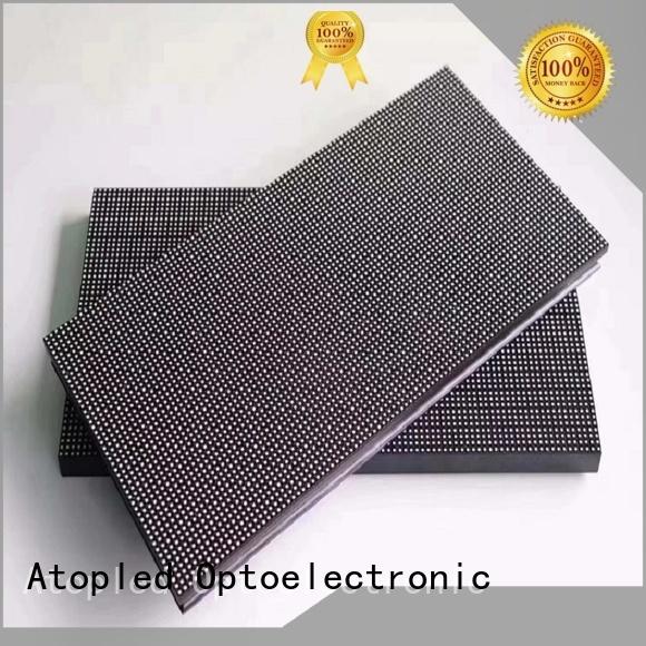 Atop online led modules wholesale easy operation for indoor rental led display