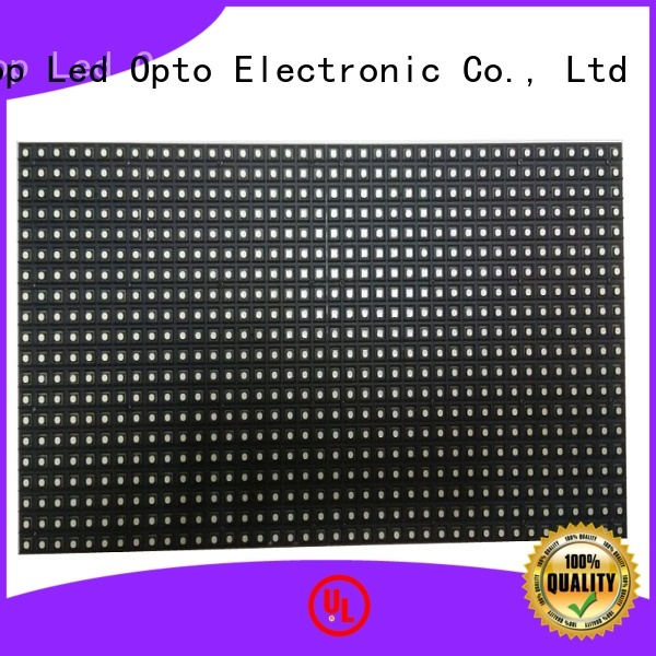 Atop online waterproof led module easy operation for indoor rental led display