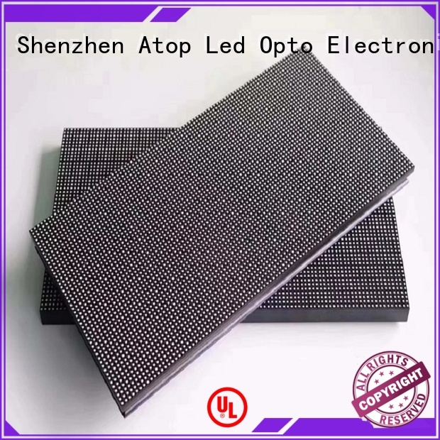 high quality led module quality to meet different need for advertising