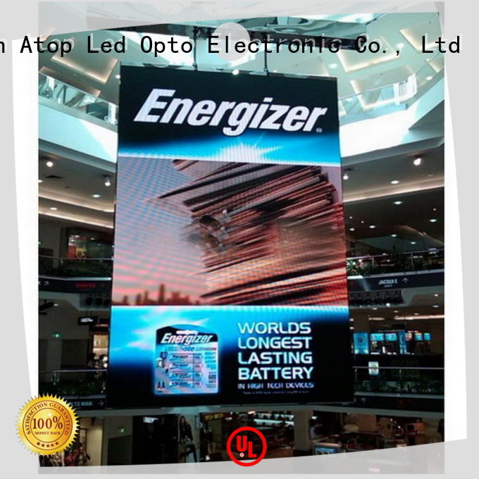 cost-effective led display screen billboard easy assembling for LED screen