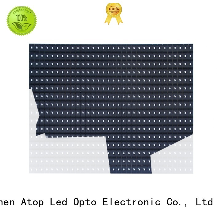 Atop customized red led module to meet different need for advertising