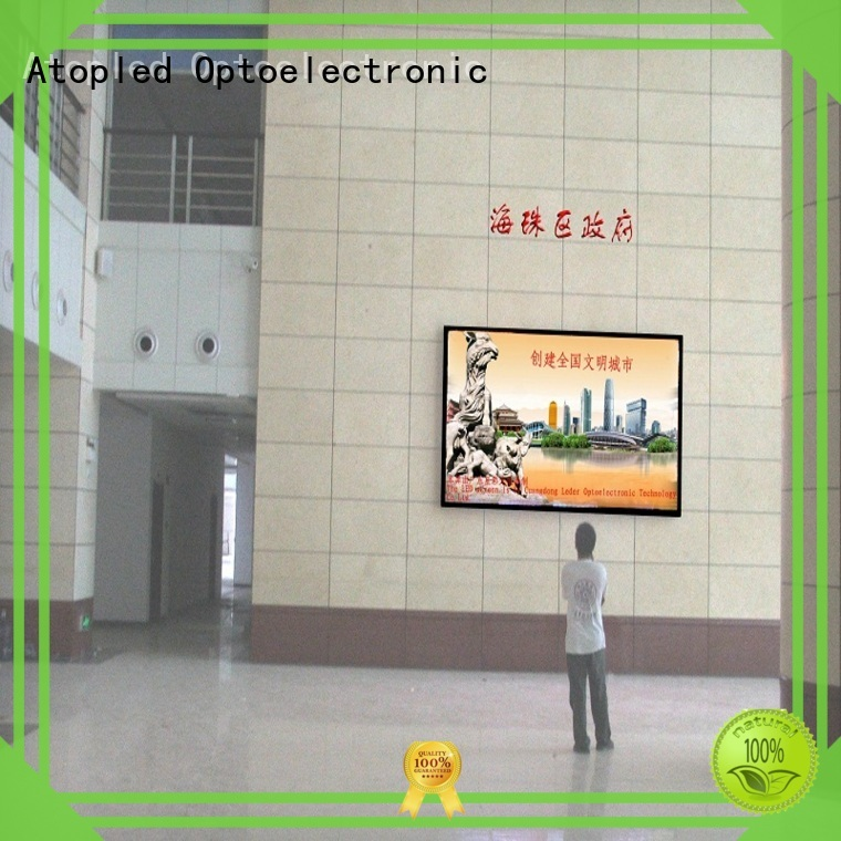 automatically large led screen display with best color uniformity in market