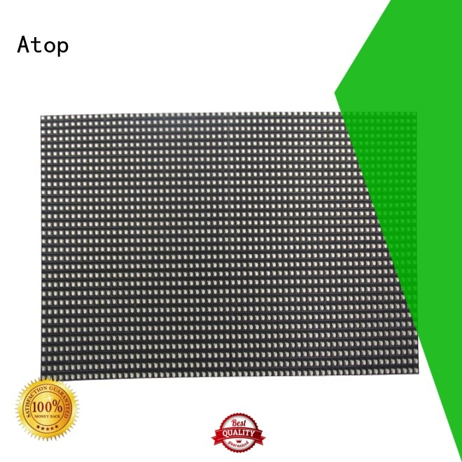 online led display module module easy operation for advertising