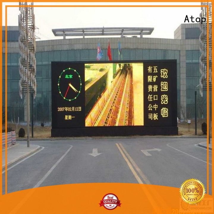 reasonable p4 led wall screen with relaible quality for advertising