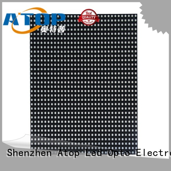 high quality rgb led module screen to meet different need in market
