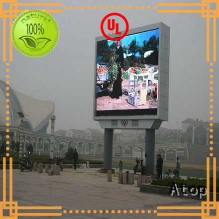 waterproof commercial led display led to meet different need for both outdoor and indoor