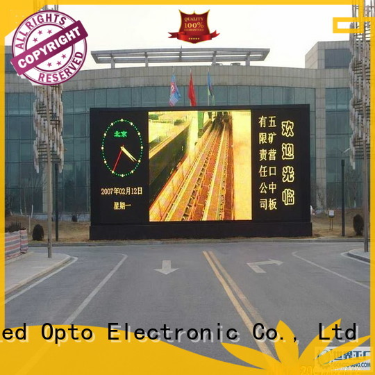 online outdoor led sign outdoor to meet different need for display