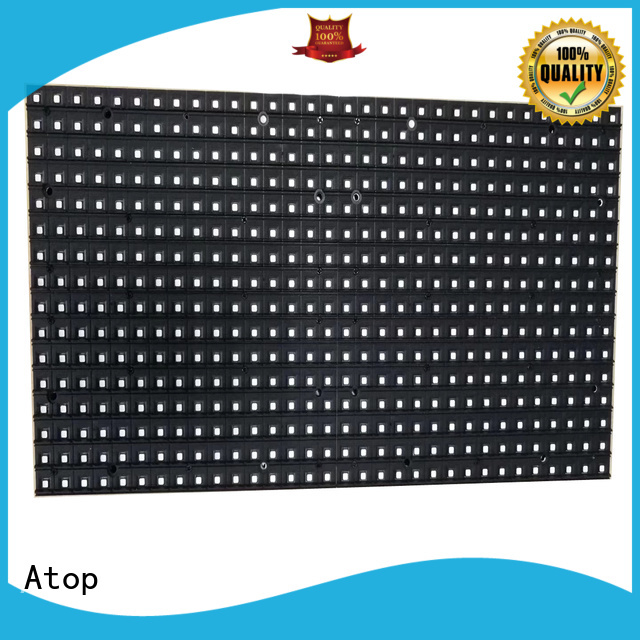 Atop color full color led module to meet different need in market