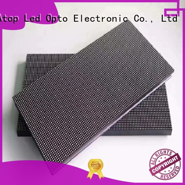 Atop indoor waterproof led module with relaible quality in market