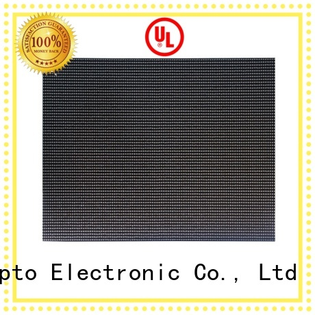 Atop panel indoor led module to meet different need for advertising