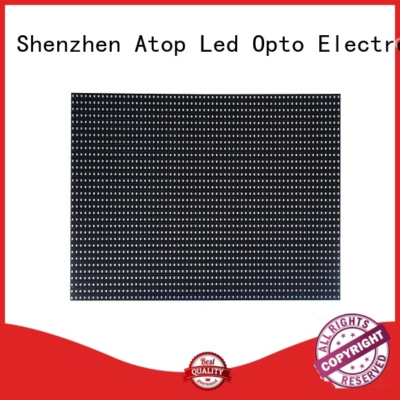 Atop screen 12v led module to meet different need in market