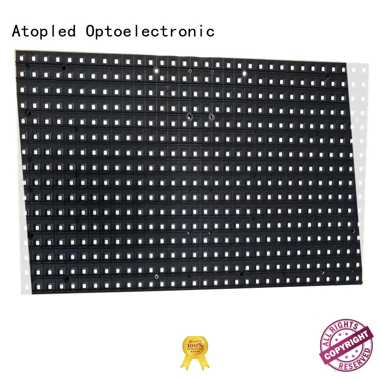 Atop customized led display module in market