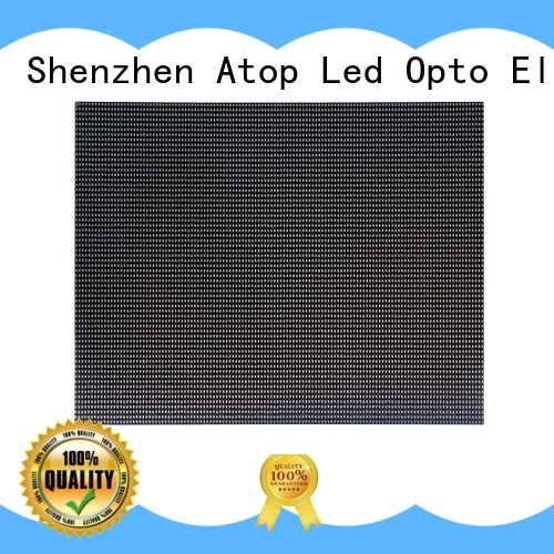customized rgbw led module panel for indoor rental led display