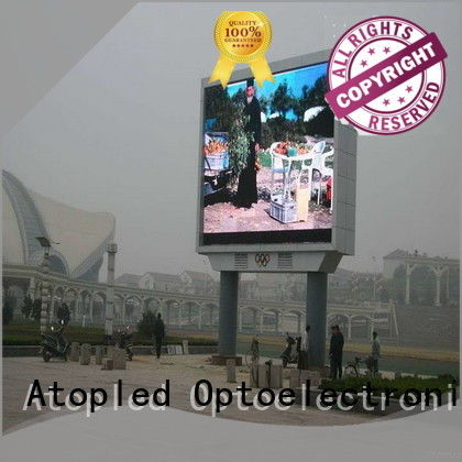 Atop high quality small led screen with relaible quality in market、