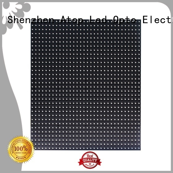 Atop customized full color led module with relaible quality in market