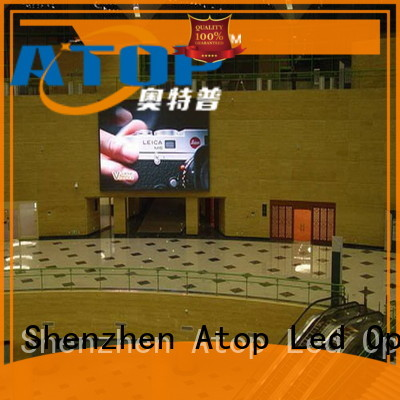 Atop high-quality indoor led display in strict accordance with relevant national standards