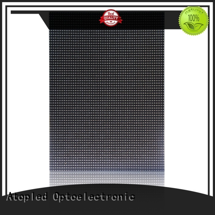 Atop size led modules wholesale easy operation for indoor rental led display