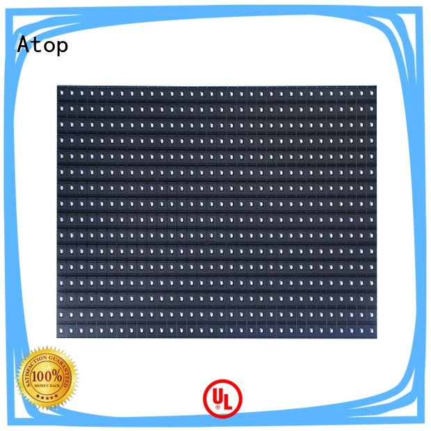 Atop display led module price in market