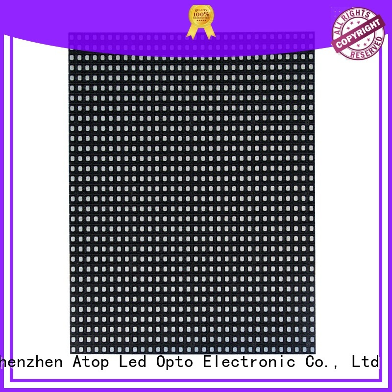 Atop display rgb led module in market
