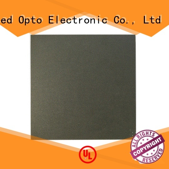 Atop large large led screen with best color uniformity in market